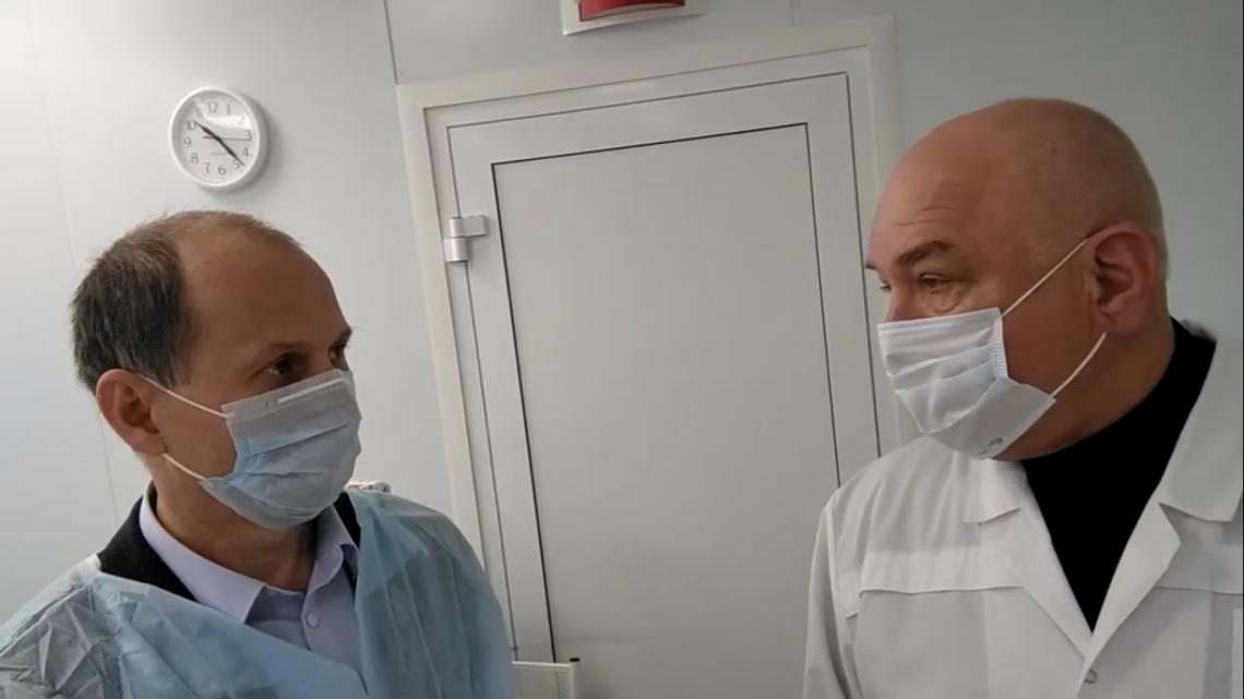 Директор АНО «Донор Волга» Замчалов Сергей Владимирович взял интервью у главного врача Саратовского Центра крови