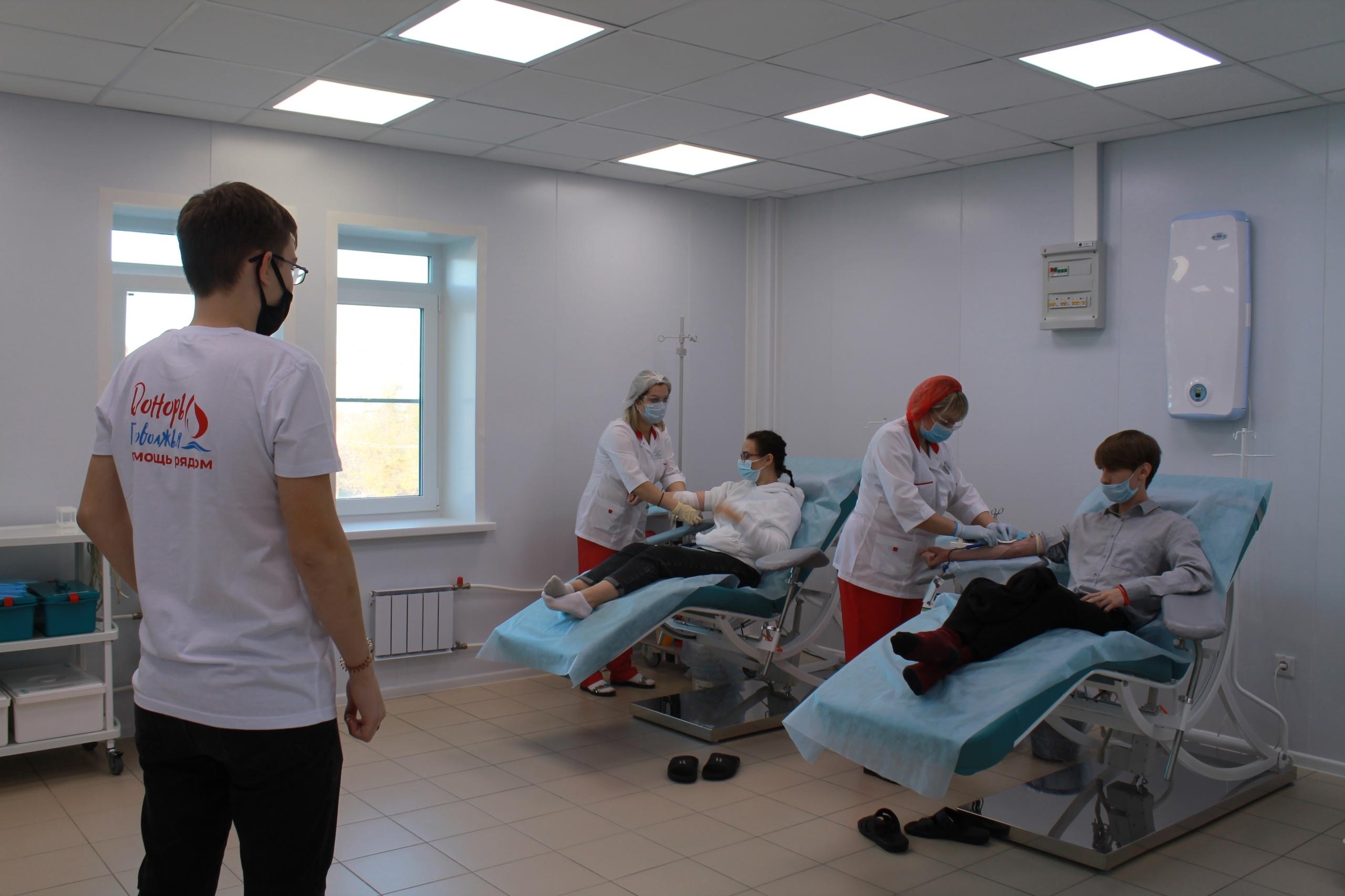 Доноры Поволжья - помощь рядом - Донор Волга